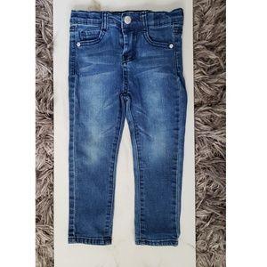 773cd62bf Jessica Simpson Girls Skinny Jean Size 2T